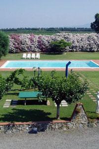 swimming pool casale osteria vecchia